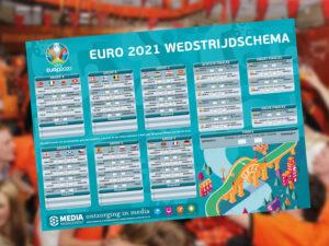 wedstrijdschema euro 2020